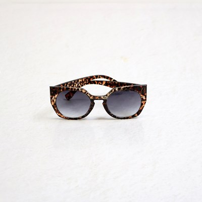 Women's Leopard Sunglasses