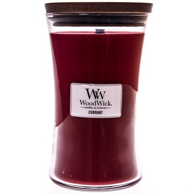 WoodWick ® Currant Large Candle