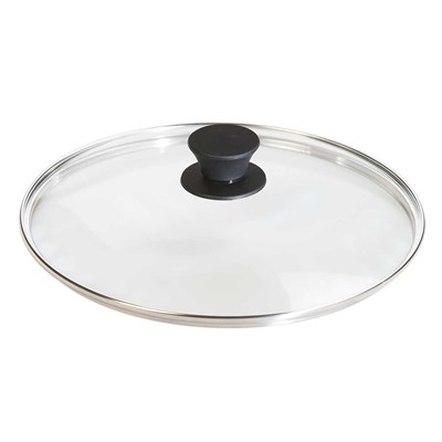 "Lodge ® 10.25"" Tempered Glass Lid"