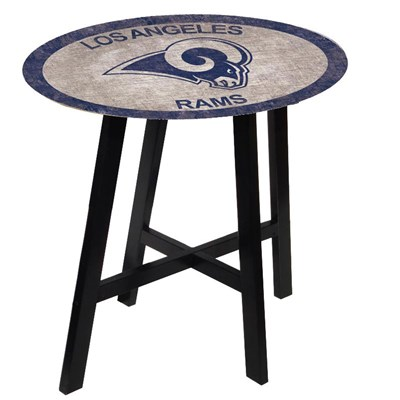 Los Angeles Rams - Team Color Pub Table