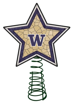 Washington Mosaic Tree Topper
