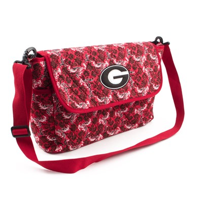 Georgia - Bloom Messenger Crossbody Purse