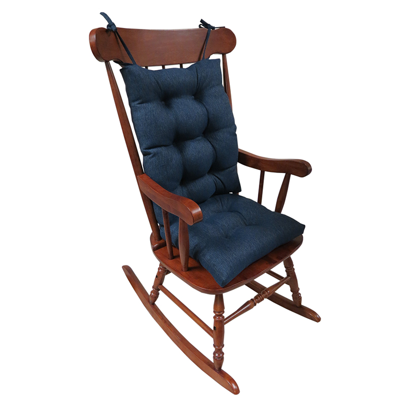 XL Rocking Chair Cushion Set With Gripper Bottom | Home Furniture | Indoor  Furniture | Rocker Seat Cushions | Cracker Barrel Old Country Store    Cracker ...