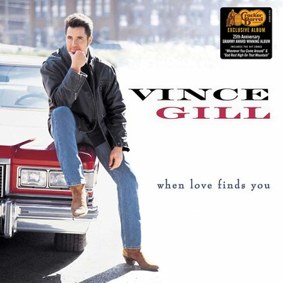 Vince Gill - When Love Finds You LP