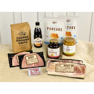 Country Breakfast Sampler with $10 Gift Card