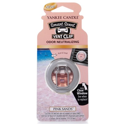 Yankee Candle ® Pink Sands ™ Car Vent Clip