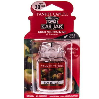 Yankee Candle ® Macintosh Car Jar ® Ultimate