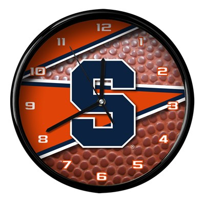 Syracuse - Football Clock