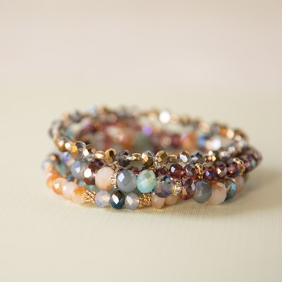 Multi-Bead Bracelet Set