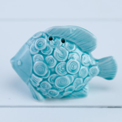 Mini Fish Salt Shaker