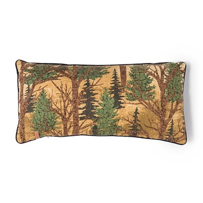 Two Bears Rectangle Decorative Pillow by Donna Sharp