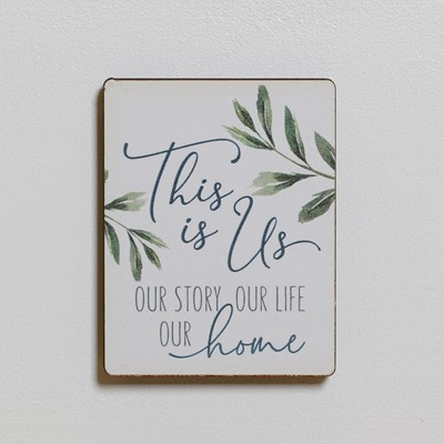 """This Is Us"" Magnet"