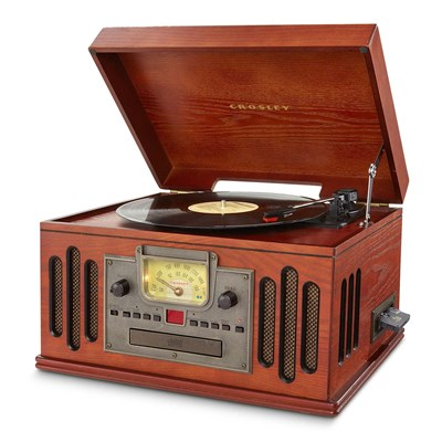 Crosley ® Musician Bluetooth Entertainment Center