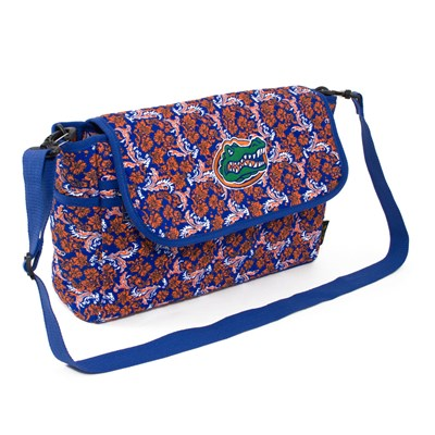 Florida - Bloom Messenger Crossbody Purse