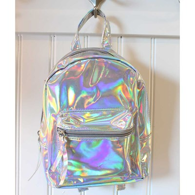 Metallic Bookbag