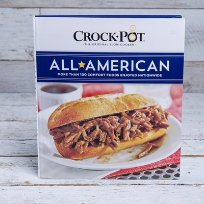 All-American Crock Pot Cookbook