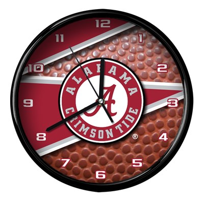 Alabama - Football Clock