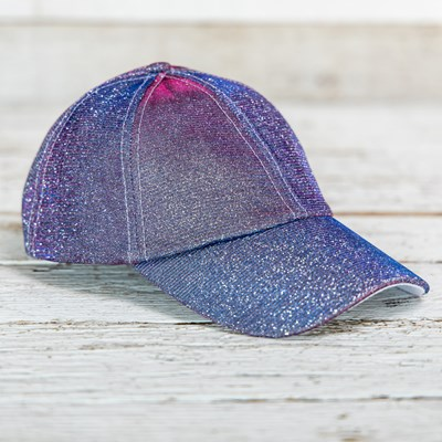 Sparkle Baseball Hat
