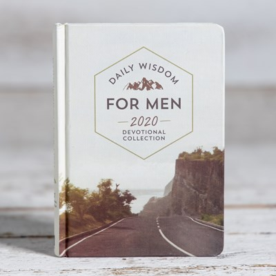 Daily Wisdom For Men Devotional Book