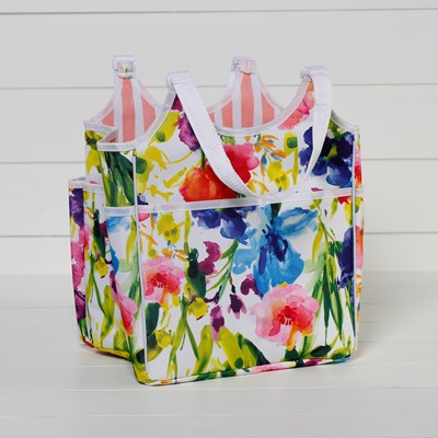 Floral Hold Everything Bag