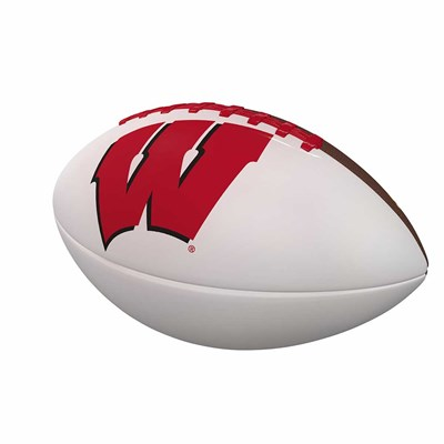 Wisconsin - Full Size Autographed Football