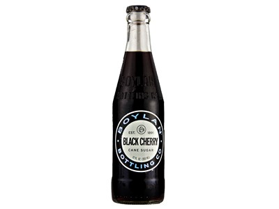 Boylan's Black Cherry Soda