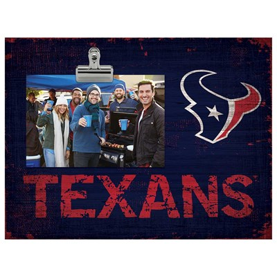 Houston Texans - Team Clip Frame