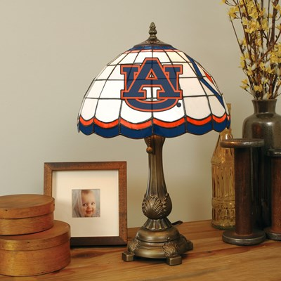 Tiffany Table Lamp - Auburn