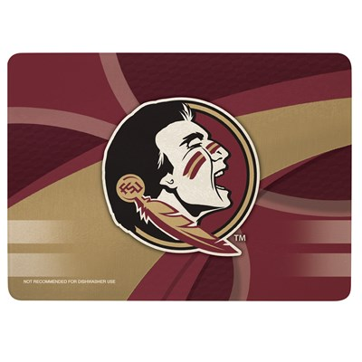 Glass Cutting Board - Florida State