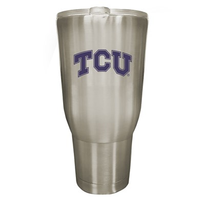 Tcu 32oz Stainless Steel Tumbler