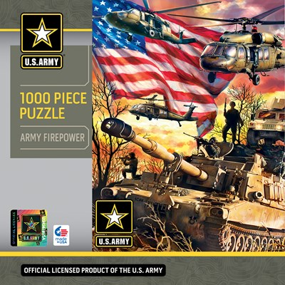 Army Firepower Puzzle