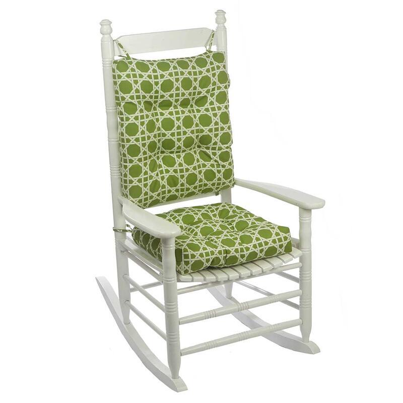 628563 Rocking Chair Cushion Set