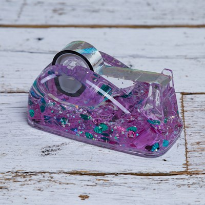 Mermazing Glitter Tape Dispenser