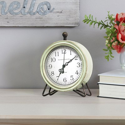 Oliver Table Top Clock