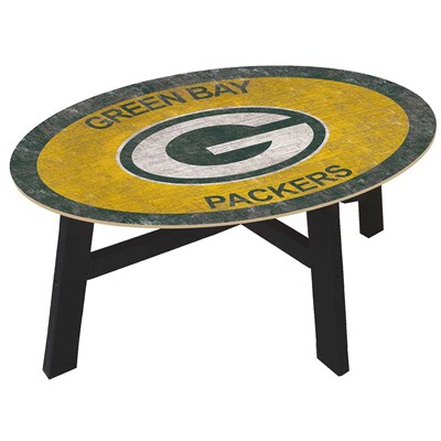 Green Bay Packers - Team Color Coffee Table