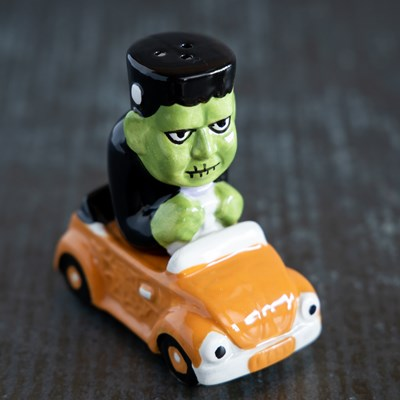 Frankenstein Salt and Pepper Shaker Set