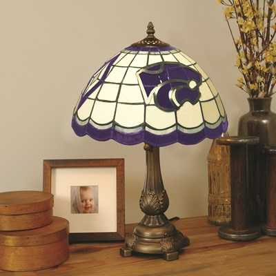 Tiffany Table Lamp - Kansas State