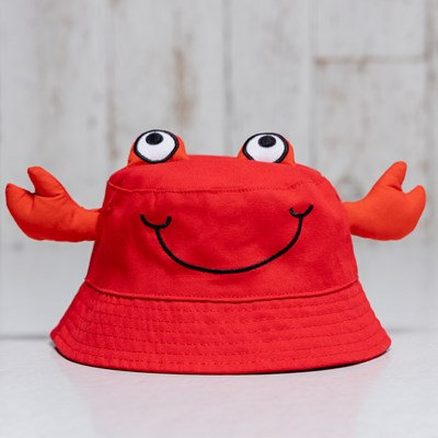 Children's Crab Hat