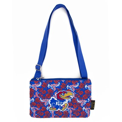 Kansas - Cross Body Bloom Purse