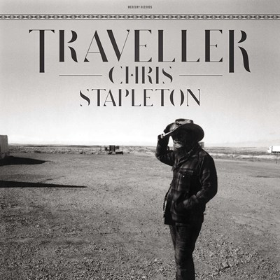 Chris Stapleton - Traveller CD