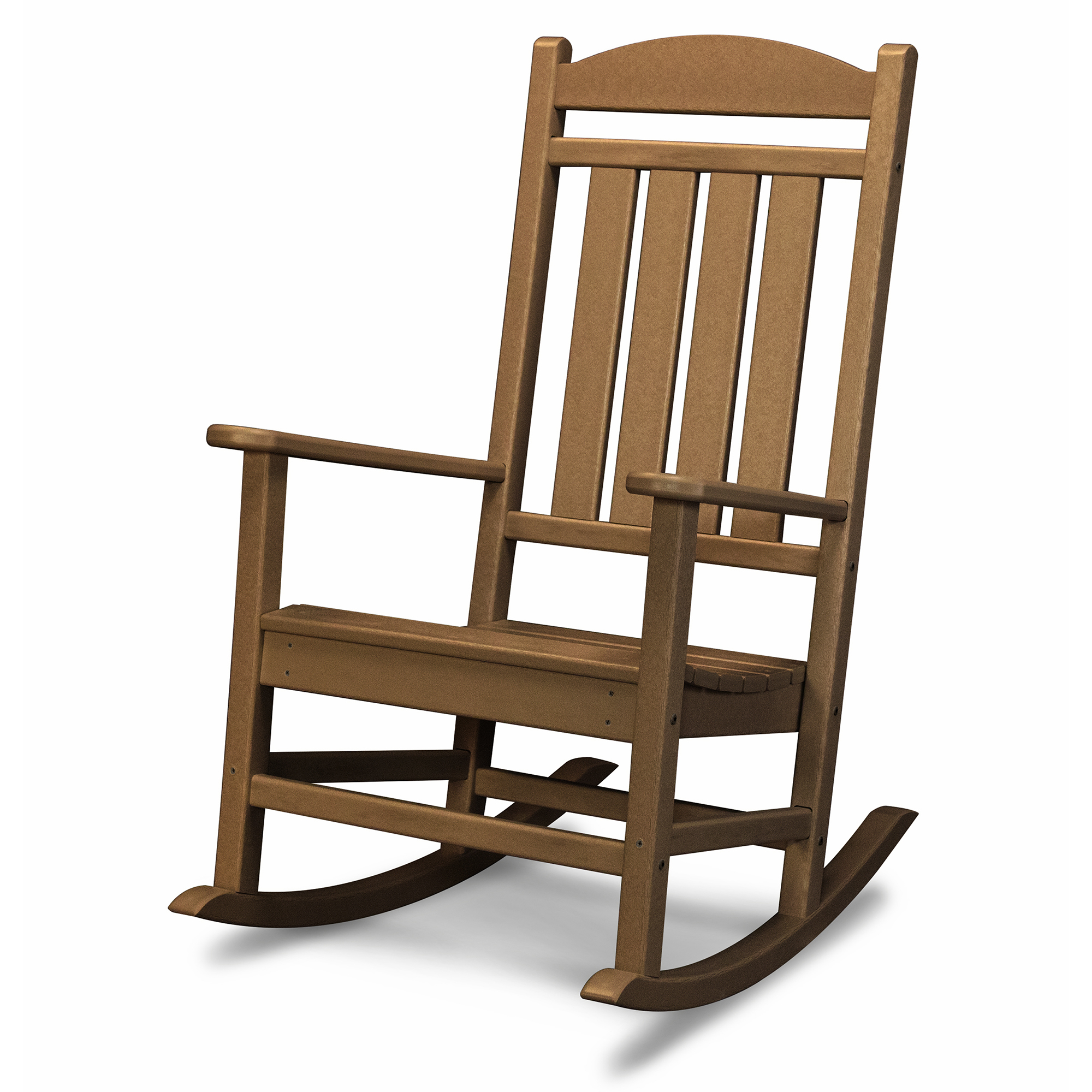 polywood reg all weather presidential rocker home furniture