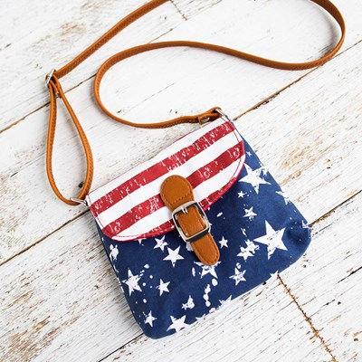 Americana Crossbody Purse