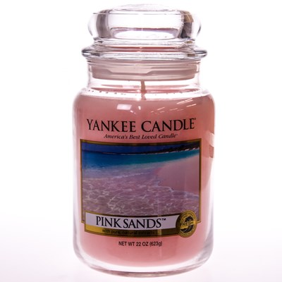 Yankee Candle ® Pink Sands ™ Large Jar Candle