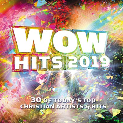 WOW Hits 2019 CD