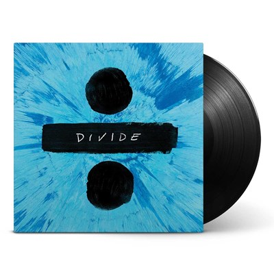 Ed Sheeran - Divide Vinyl