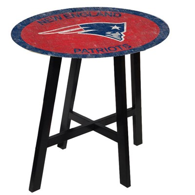 New England Patriots - Team Color Pub Table