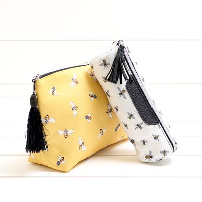 2-Piece Bee Travel Set