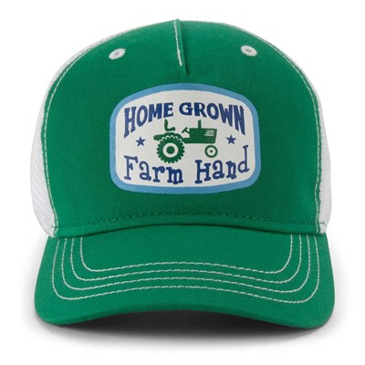 """Home Grown Farm Hand"" Toddler Hat"