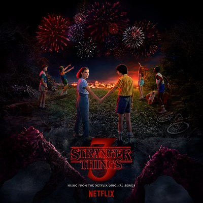 Stranger Things Season 3 LP