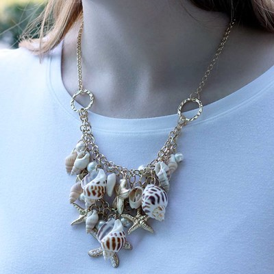 Coastal Charm Necklace